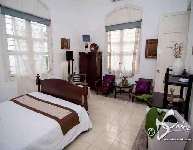 BEDROOM Authentic French Colonia Villa in Saigon