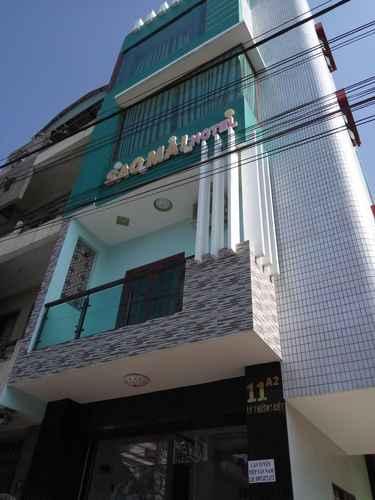 EXTERIOR_BUILDING Khách sạn Sao Mai F5