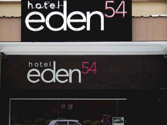 EXTERIOR_BUILDING Hotel Eden 54