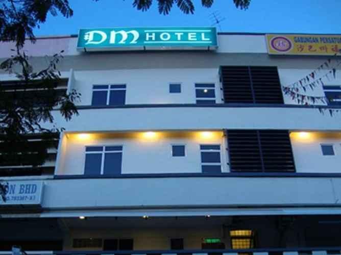 EXTERIOR_BUILDING DM Hotel