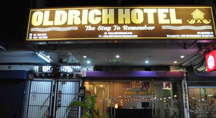EXTERIOR_BUILDING Oldrich Hotel