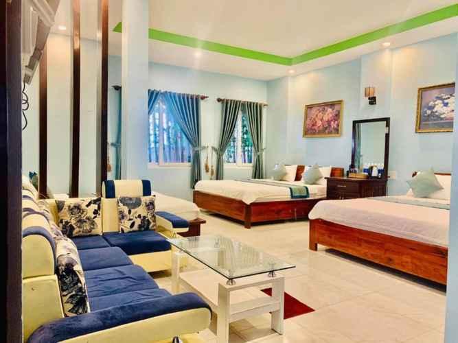BEDROOM Hotel Anh Vu Phu Quoc