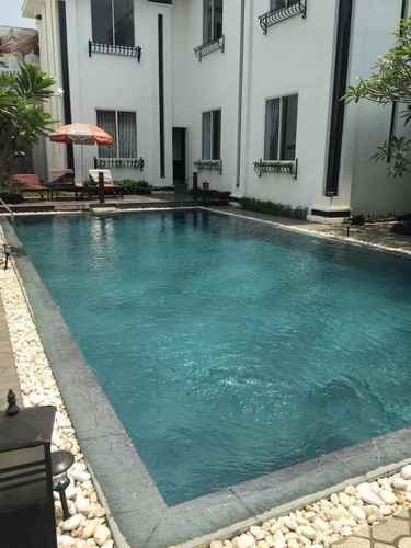 SWIMMING_POOL Hoang Cung Hotel