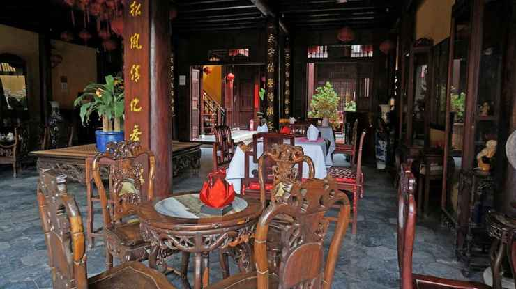 RESTAURANT Khách sạn Vĩnh Hưng Heritage