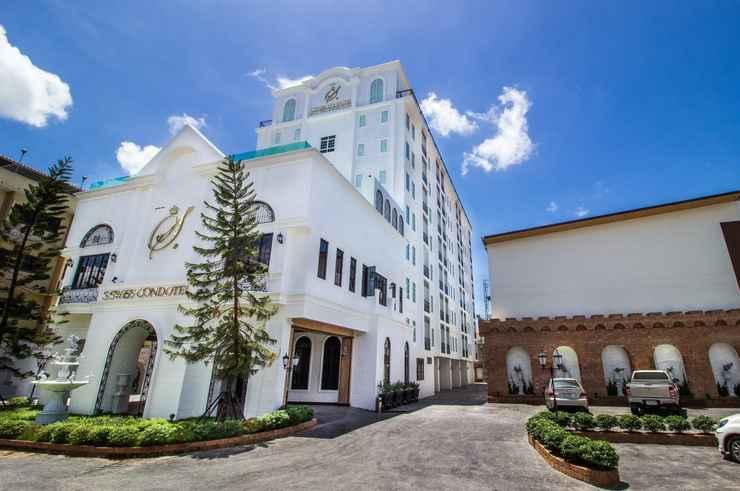 EXTERIOR_BUILDING โรงแรมเอส สวิส ราชบุรี
