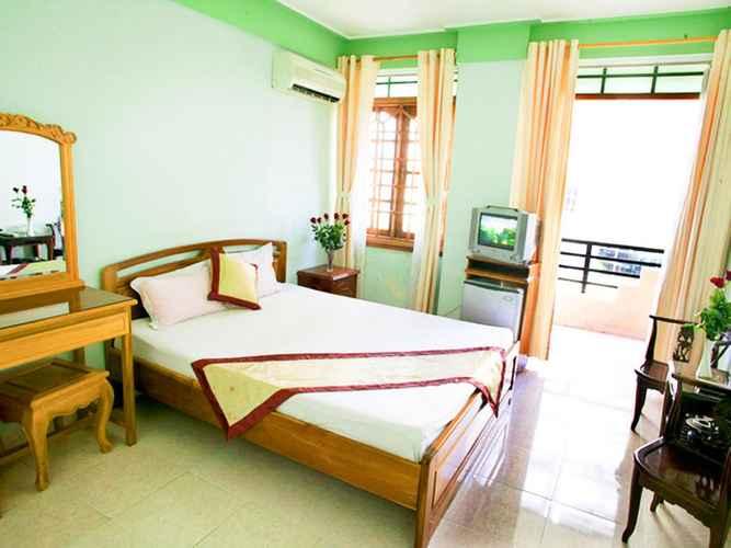 BEDROOM Khách sạn Hòa An Nha Trang