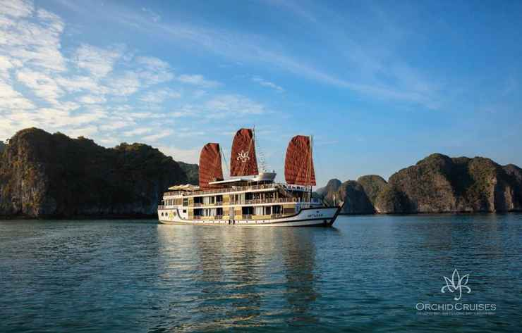 EXTERIOR_BUILDING Orchid Ha Long Cruise