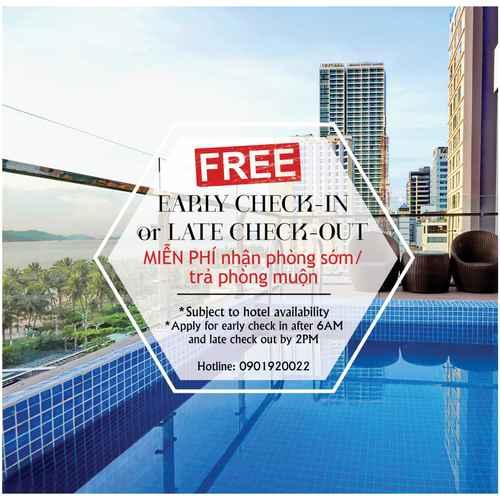 SWIMMING_POOL Khách sạn Apollo Nha Trang
