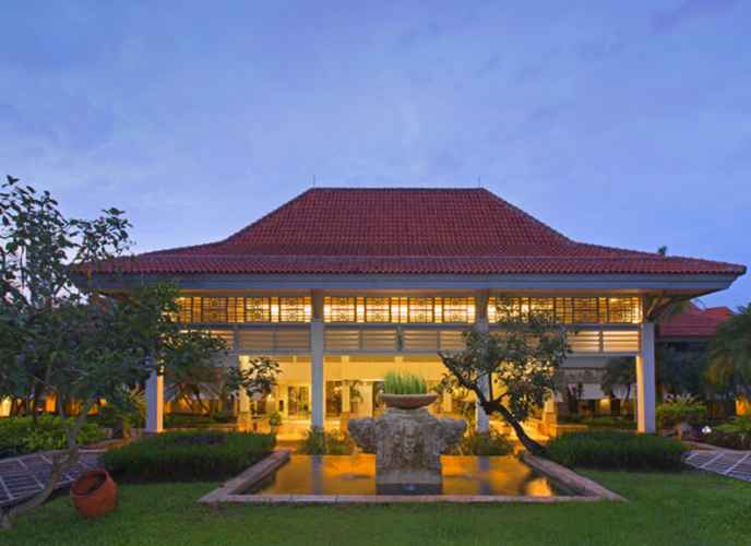 EXTERIOR_BUILDING Bandara International Hotel