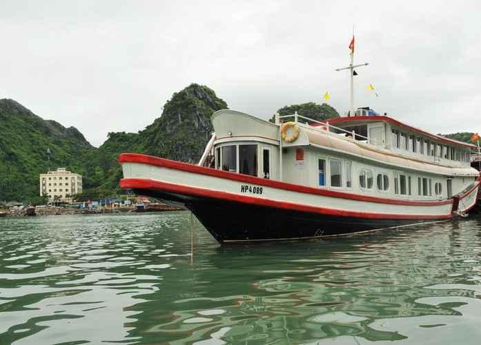 EXTERIOR_BUILDING Du thuyền Jewel