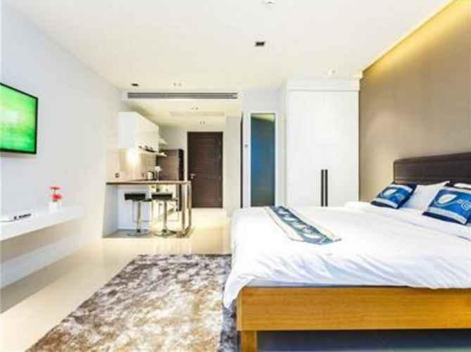 BEDROOM Studio 503 @Emerald Terrace by Lofty Villas