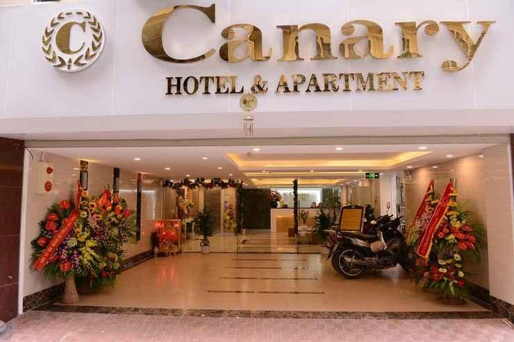EXTERIOR_BUILDING Canary Apartment & Hotel