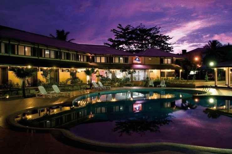 EXTERIOR_BUILDING Pangkor Sandy Beach Resort