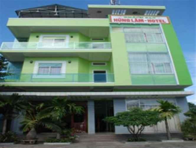 EXTERIOR_BUILDING Khách sạn Hưng Lâm