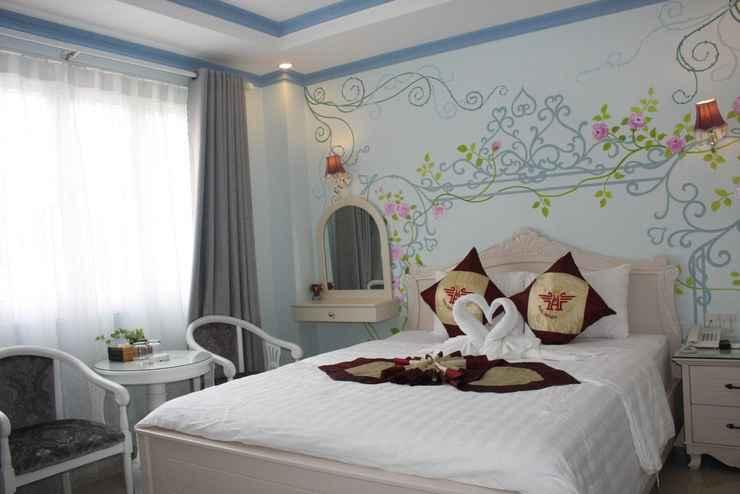 BEDROOM Khách sạn Hải Minh Trung Sơn