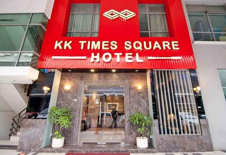 EXTERIOR_BUILDING KK Times Square Hotel