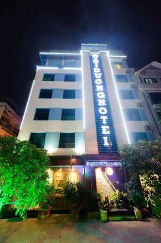 EXTERIOR_BUILDING Huong Duong Hotel (Formerly: Dai Duong Hotel 2)