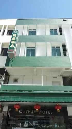 EXTERIOR_BUILDING Cathay Hotel Kota Kinabalu