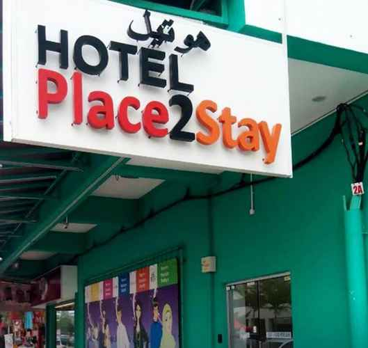EXTERIOR_BUILDING Place2Stay @ Gong Badak