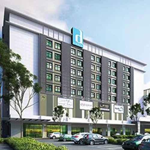 EXTERIOR_BUILDING D Hotel Seri Iskandar