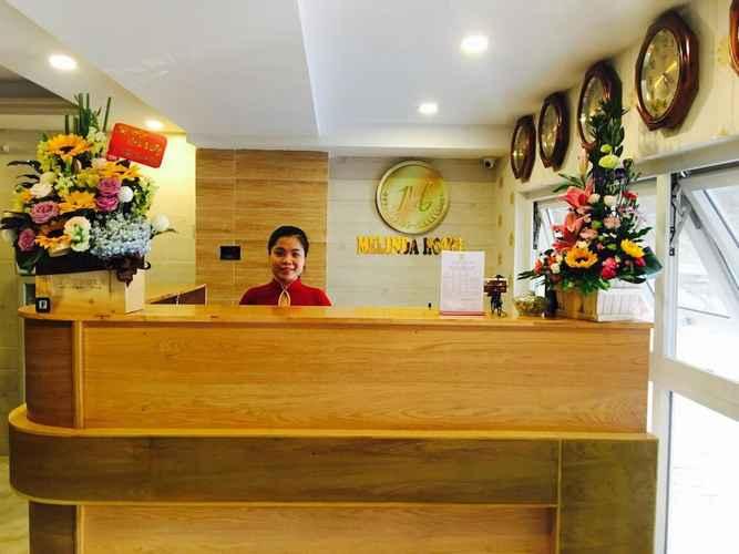 LOBBY Khách sạn Melinda