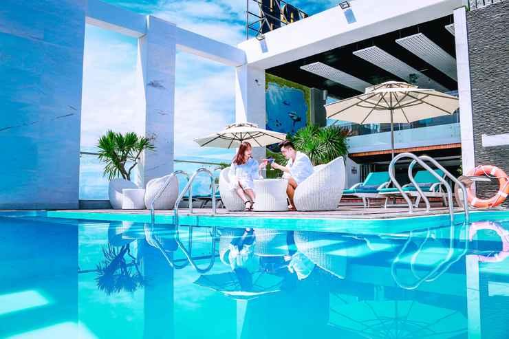 SWIMMING_POOL Khách sạn Lê Hoàng Beach