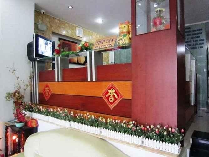 LOBBY Khách sạn Minh Hà Bình Tân