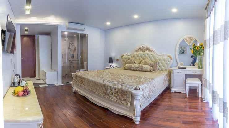 BEDROOM Khách sạn Honzo Nha Trang