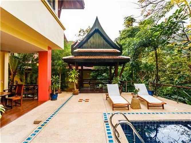 SWIMMING_POOL Nakathani by Lofty Villas