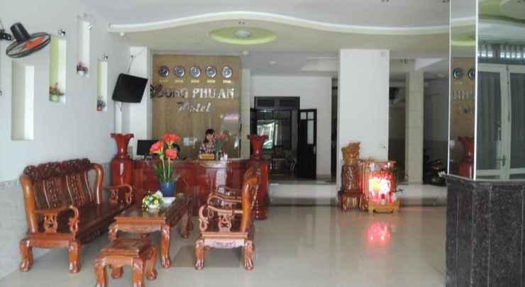 LOBBY Dong Phu An Hotel