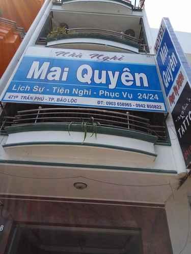 EXTERIOR_BUILDING Mai Quyen Motel