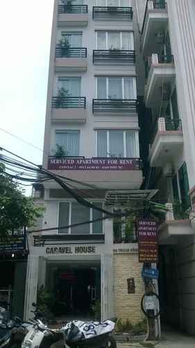 EXTERIOR_BUILDING Apartment Caravel House 81