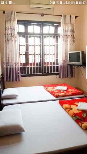 BEDROOM Khách sạn Tứ Hưng Bảo Lộc