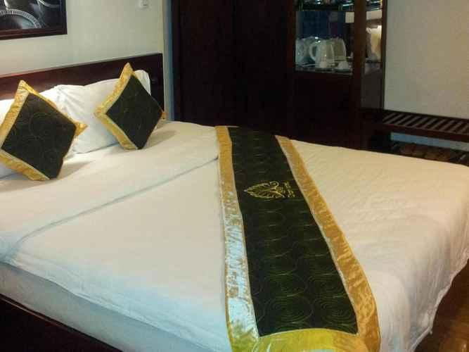 BEDROOM Khách sạn Chăm