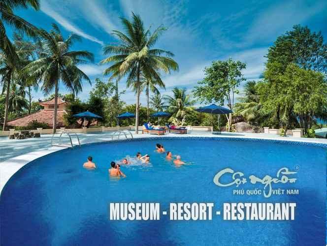 SWIMMING_POOL Cội Nguồn Phú Quốc Resort