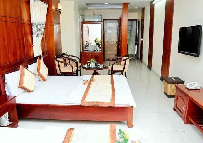 BEDROOM Hoan Kim Hotel