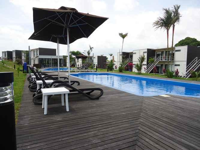 SWIMMING_POOL Lakeview Terrace Resort Pengerang