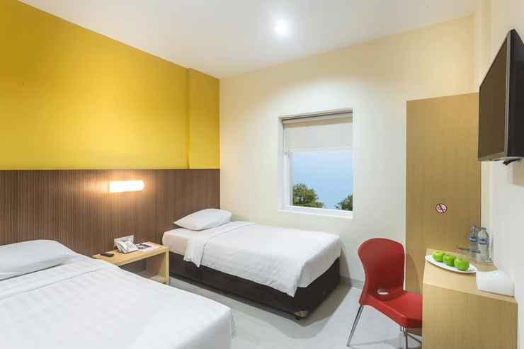 BEDROOM Astera Hotel Bintaro
