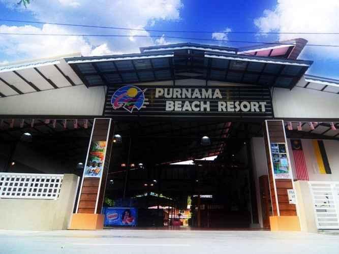 LOBBY Purnama Beach Resort