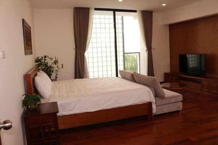 BEDROOM Davidduc's Service Apartment - Xom Chua