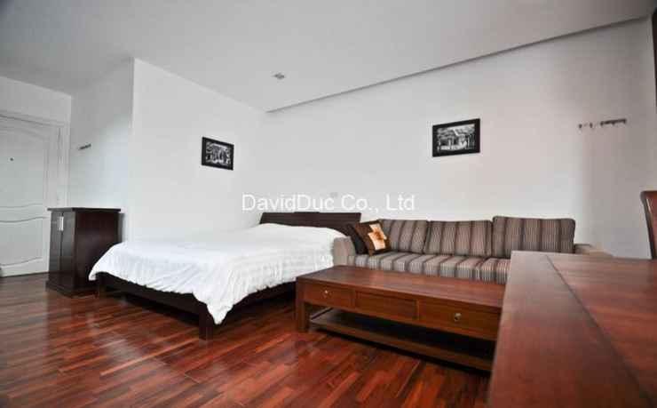 BEDROOM Davidduc's Apartment Nguyen Khac Hieu