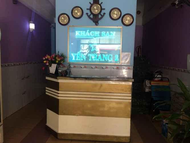 LOBBY Khách sạn Yến Trang 2 Sư Vạn Hạnh