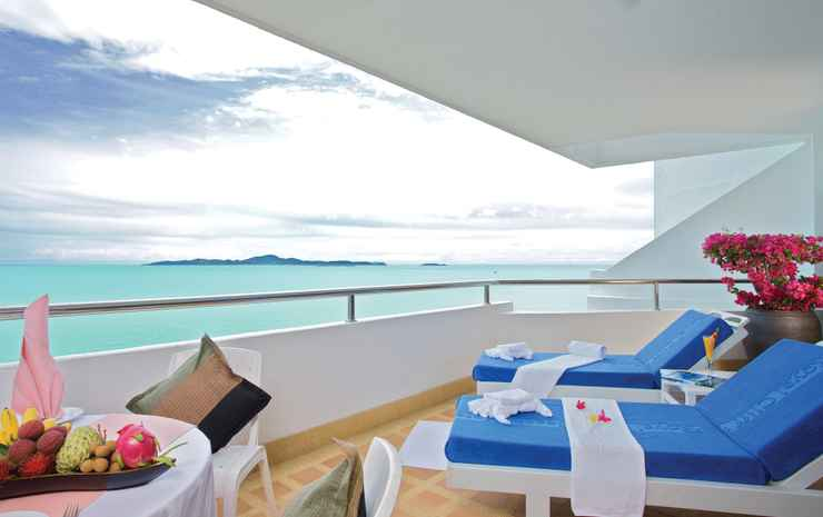 Royal Cliff Beach Hotel Chonburi - Two Bedrooms Theme Suite