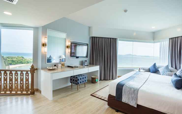 Royal Cliff Beach Hotel Chonburi - One Bedroom Theme Suite