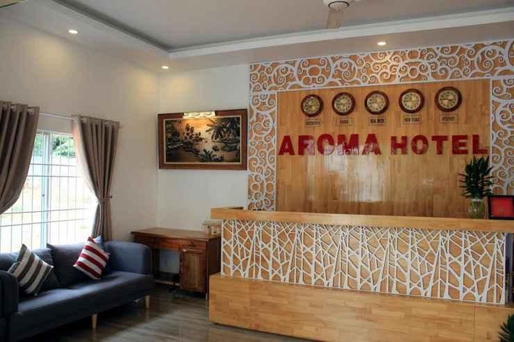 LOBBY Aroma Hotel & Spa