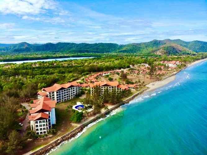 EXTERIOR_BUILDING Borneo Beach Villas