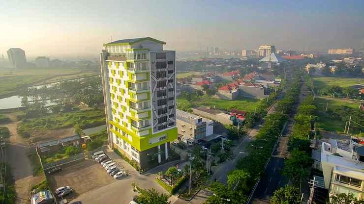 EXTERIOR_BUILDING Hotel Dafam Pacific Caesar Surabaya