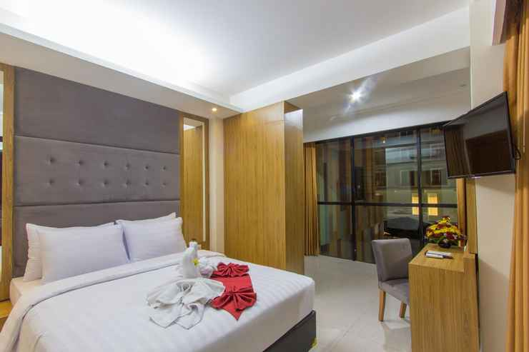 BEDROOM Grand Sarila Hotel Yogyakarta