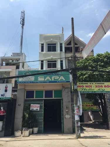 EXTERIOR_BUILDING Khách sạn Sapa - Quận 9