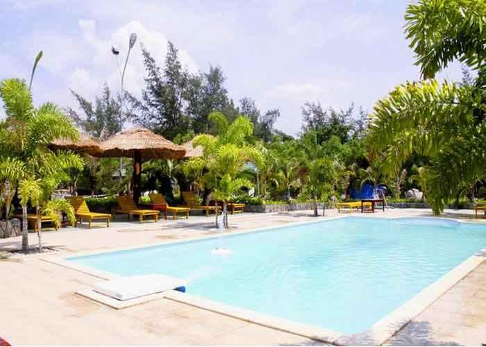SWIMMING_POOL Resort Hoàn Cầu
